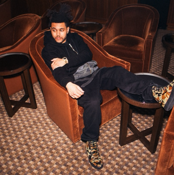 NEW: The Weeknd – 'Or Nah' (Remix)