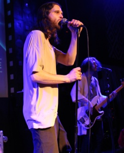 JMSN with bass player, Ronny 2/15/2015
